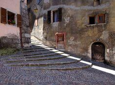 Cobblestone Streets, France