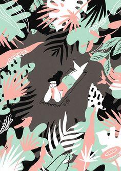ELDA BROGLIO - Illustration Addict