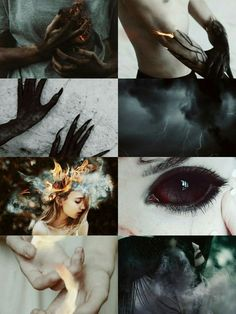 Hell hound and Iele Story Inspiration, Writing Inspiration, Character Inspiration, Character Design, Witch Aesthetic, Aesthetic Collage, Dark Fantasy, Fantasy Art, Ange Demon