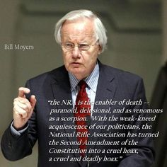 Bill Moyers- don't ever change.
