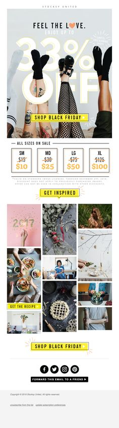 Photography - Really Good Emails