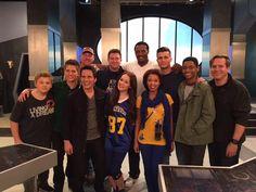 I love this crew