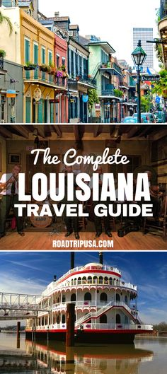 Everything you need to know about visiting the Bayou State. Find out what attractions you must see in Louisiana, what experiences you must have and the best places to stay.