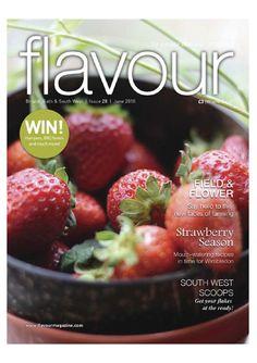Flavour June  The South West's Premier Food Magazine