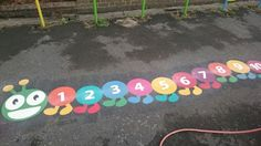 Ofsted Play Area Markings 6
