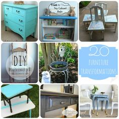 20 amazing furniture makeovers