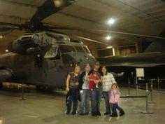 Hill Air Force Base air museum