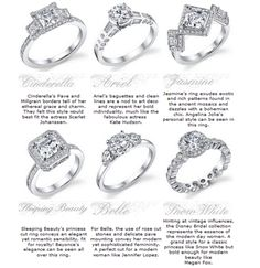Sleeping beauty all the way disney princess engagement rings, princess wedding rings, princess style Disney Princess Engagement Rings, Princess Wedding Rings, Disney Wedding Rings, Princess Style, Disney Bride, Disney Weddings, Princess Disney, Disney Princesses, I Want