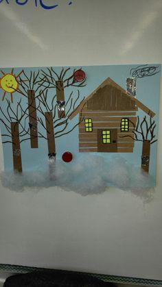 La cabane à sucre Tour, Mars, Canada, Sugar, Winter, Diy, Painting, Arts Plastiques, Day Care