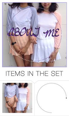 """about me tag"" by mayascotts ❤ liked on Polyvore featuring art"