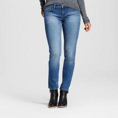 Women's Modern Fit Indigo Skinny Jean Sky Blue