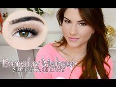 Simple Everyday Makeup Look