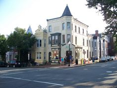 Georgetown, Washington DC. Take me there please! I'd totally live here.