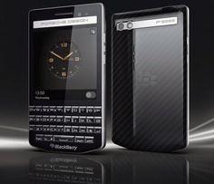 Tecnoneo: Smartphone Porsche Design P'9983 de BlackBerry, una fusión de lujo