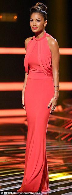 Nicole Scherzinger in Sen Couture | the X Factor UK