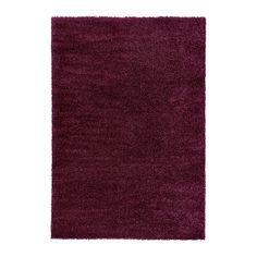 IKEA - ÅDUM, Rug, high pile, 133x195 cm, , The dense, thick pile dampens sound and provides a soft surface to walk on.Durable, stain resistant and easy to care for since the rug is made of synthetic fibres.The high pile makes it easy to join several rugs, without a visible seam.