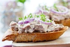 Pasta tuńczykowa/ Tuna paste, www.winiary.pl