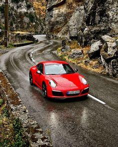 Porsche Carrera T