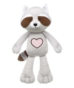 Raccoon Plush Toy