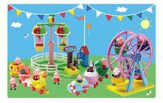 Peppa Pig Theme Park Big Wheel £14.00 Danielstores.co.uk