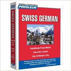 German Conversational CD Language Course - pimsleur.com
