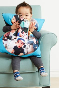 The best part of photo pillows is how huggable they are. The second best thing is how easy they are to make. Save up to 64% +free shipping!