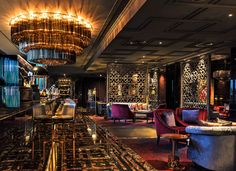 Noir (Dubai, United Arab Emirates), Middle East & Africa Bar | Restaurant & Bar Design Awards
