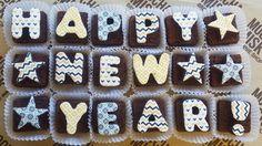 Misk'i Message Happy New Year! #brownie #browniemessage #holidaygifts #happynewyear