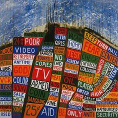 Caratula Frontal de Radiohead - Hail To The Thief