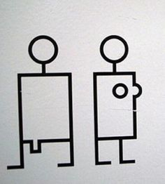 96 Of The Coolest Toilet Signs Around The World Bathroom Humor, Bathroom Signs, Restroom Signs, Cool Toilets, Funny Toilet Signs, Comfort Room, Collateral Design, Imagination Station, Wayfinding Signage