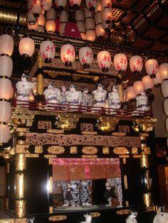 山鉾 祇園祭@紫峰美術館 Gion festival