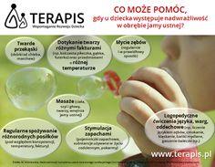 Terapis: Integracja sensoryczna Sensory Integration, Speech And Language, Kids And Parenting, New Baby Products, Therapy, Education, Children, Speech Language Therapy, Asperger
