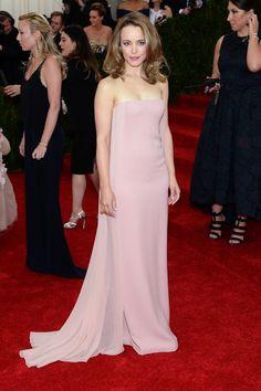 Met Gala 2014: The 54 best dressed on last night's epic red carpet // Rachel McAdams in Ralph Lauren