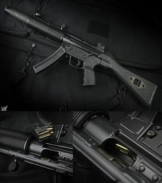 H MP5SD Full Auto