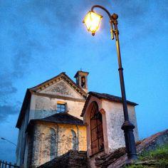 Vecchia chiesetta della Val Vigezzo