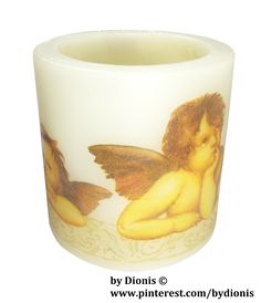 Свеча Лампион Ангелы . Candle lampion abgel Decor #candles #kerzen #bougie #candela #velas #lampion #angel #bydionis #decor