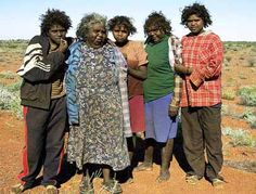 "Australian Aborigines - Australia was the last large land  area ""discovered"" by Europeans"