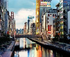Osaka, Japan. So many memories. so many friends. A life changing experience