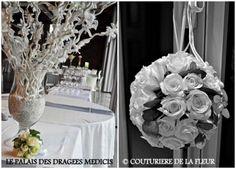 Arbre à dragées : Choissisez otre ballotin pour créer votre déco mariage  http://www.drageeparadise.fr/ballotins-dragees_22_ballotin-dragee-mariage_1.html