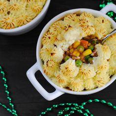 Mini Shepherd's Pies Recipe - RecipeChart.com