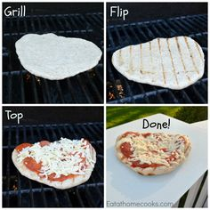 Super easy pizza grilling recipe for summerfun with the family or friends. Easy Summer BBQ & Grilling Recipes Your Family will Love. Homemade Barbecue Sauce, Barbecue Recipes, Grilling Recipes, Baked Avocado, Bbq Grill, Backyard Barbeque, Grilled Pizza, Summer Bbq, No Cook Meals