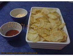 CHIPS MICROONDE RECIPES. ONLY FEW MINUTES.WOOOOOWWW