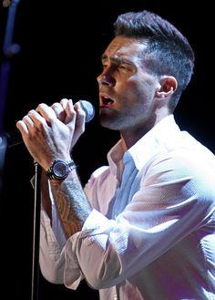 Adam Levine ♥ = )