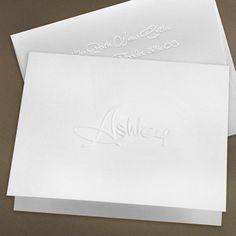 Mirador Foldover Note Cards