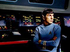 Star Trek - Spock Star Trek Spock, Star Trek Tos, Star Trek Bridge, Generation G, Star Trek Generations, Star Trek 1966, Star Trek Episodes, Star Trek Images, Star Trek Original Series