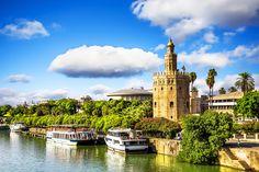 Torre del Oro. #Sevilla (Spain)