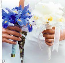 destination wedding flowers iris - Google Search