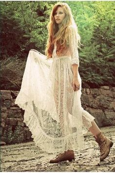 .InMaryLand .: Boho Chic. How To Wear it.