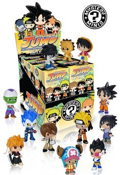 MYSTERY MINIS: BEST OF ANIME 2