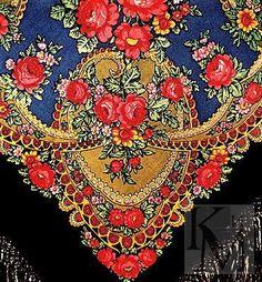 (44) Gallery.ru / Фото #6 - павлопосадские платки - ninmix